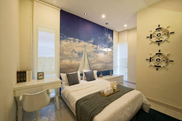 Bedroom 2 Dato Onn - Type D Show House