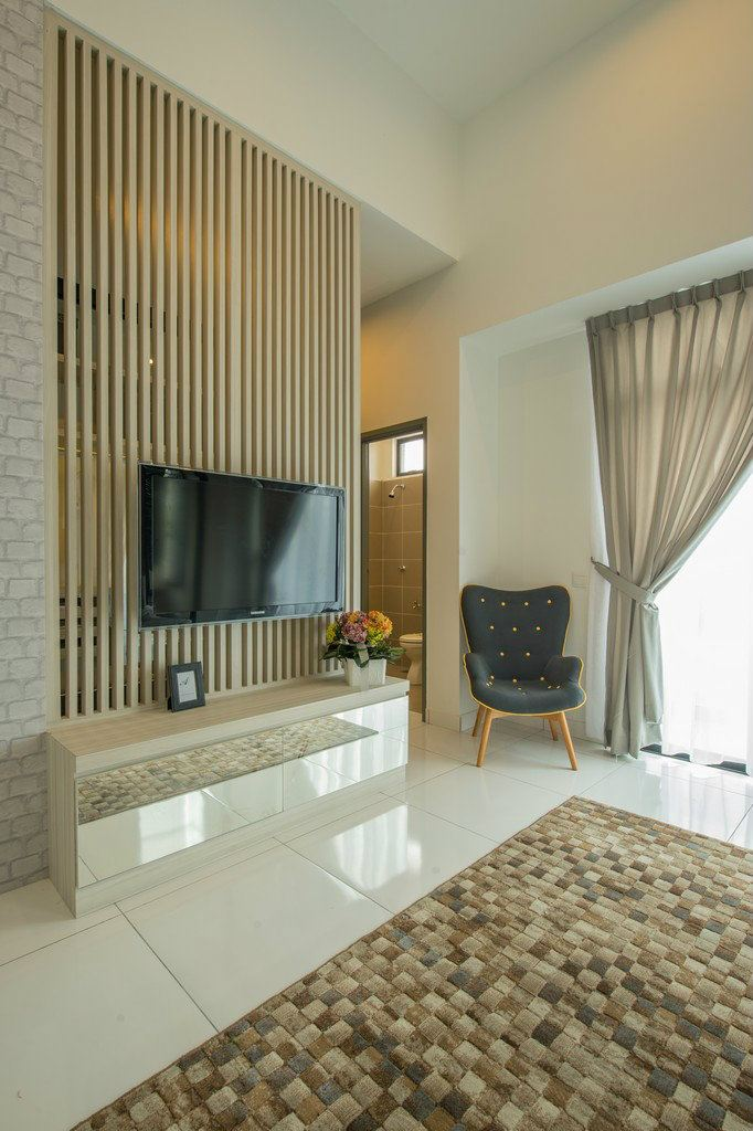 Master Bedroom IOI - Zone 3E03, Lagenda Putra Show House