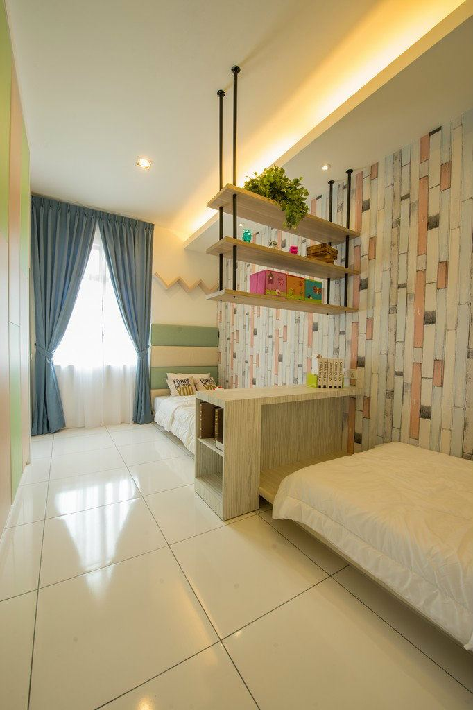 Bedroom 2 IOI - Zone 3E03, Lagenda Putra Show House