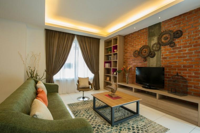 Living Hall IOI - Zone 3E03, Lagenda Putra Show House
