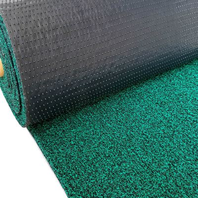 750 (Nail Backing Two Tones Coilmat) - Black Green