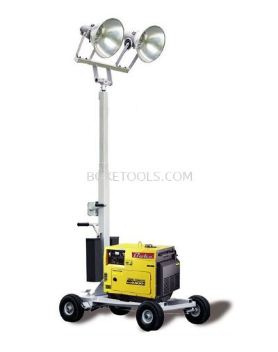 MOBILE LIGHT TOWER KLB3500T-2400