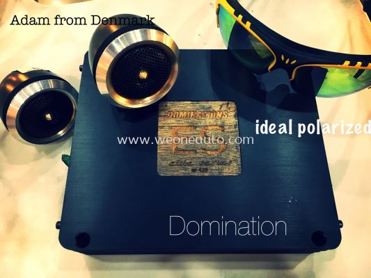 Domination / Adams / Hertz / Phoenix Gold / Pioneer / Kendwood / Sony