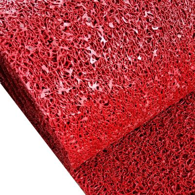 Cushion Coilmat - Heavy Duty (Unbacked) - Red