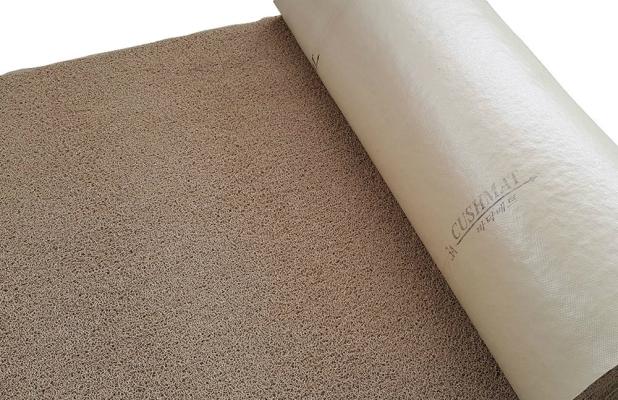 Cushion Coilmat - 3A Roll - Brown