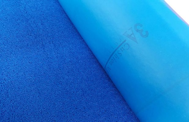 Cushion Coilmat - 3A Roll - Blue