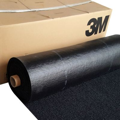 Cushion Coilmat - 3M 6050 - Black
