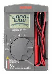 PM11 Digital Multimeters