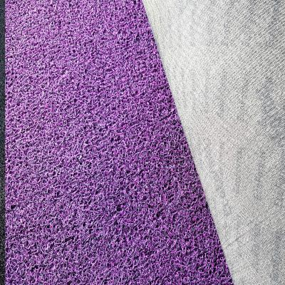 ECOFormat - E700 Magic Grip Mat - Black Purple