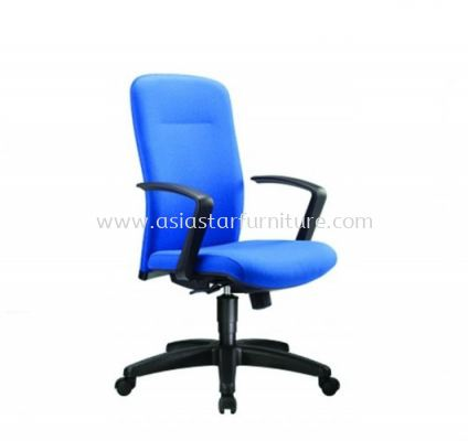 ARONA MEDIUM BACK CHAIR C/W POLYPROPYLENE BASE AR-2F