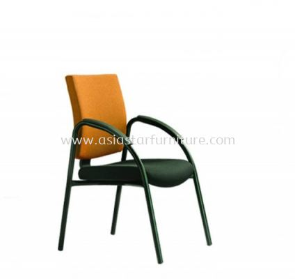 BRABUSS VISITOR CHAIR C/W ARMREST BR-5F