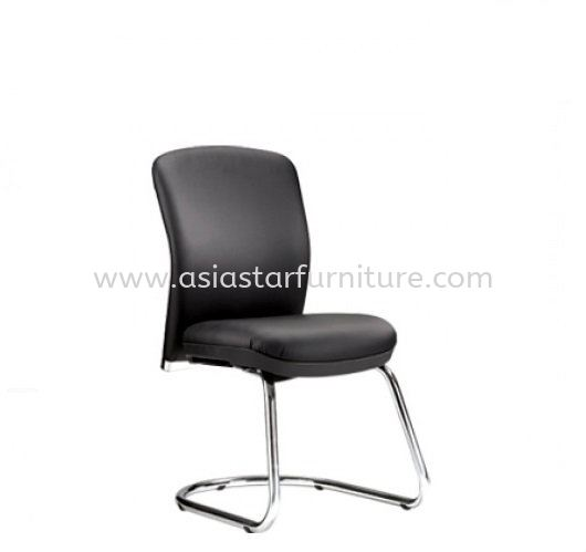 BRYON EXECUTIVE VISITOR LEATHER OFFICE CHAIR - Top 10 Best Value executive office chair   executive office chair Sungai way   executive office chair Ara Damansara   executive office chair Semenyih