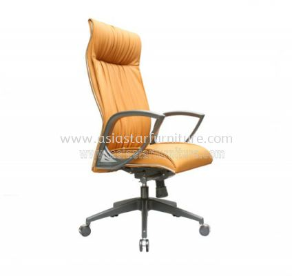 WONO III HIGH BACK CHAIR WITH CHROME TRIMMING LINE ACL 119