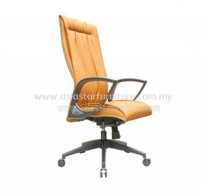 WONO III HIGH BACK CHAIR WITH CHROME TRIMMING LINE ACL 118
