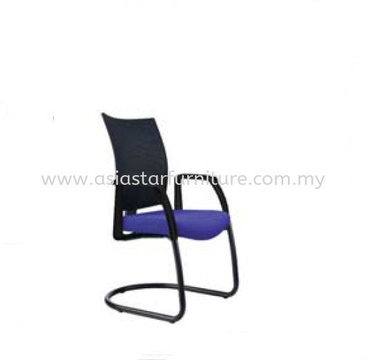INCLUDE MESH VISITOR OFFICE CHAIR-mesh office chair bandar rimbayu | mesh office chair klia | mesh office chair sunway velocity