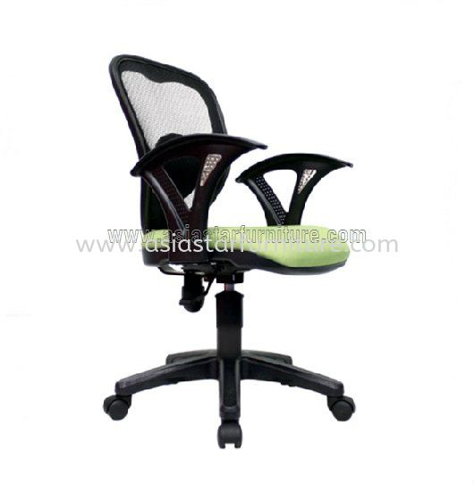 KASANO 4.3 LOW BACK MESH OFFICE CHAIR-mesh office chair oasis ara damansara | mesh office chair taipan 2 damansara | mesh office chair kajang