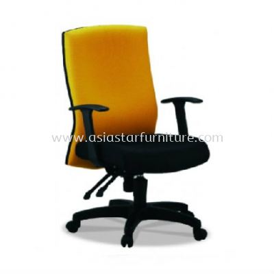 PANCO MEDIUM BACK CHAIR WITH POLYPROPYLENE BASE PC2