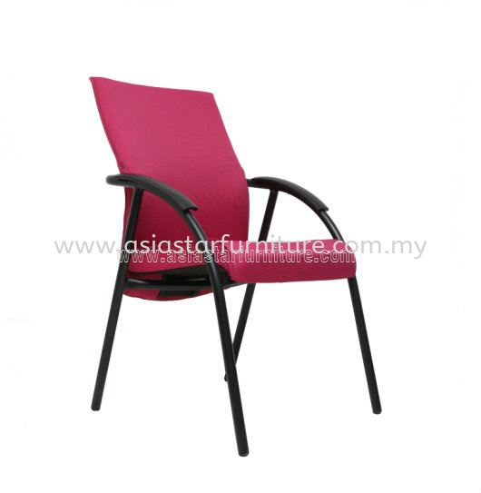 SENSE VISITOR CHAIR WITH EPOXY BLACK CANTILEVER BASE ACL 5300B