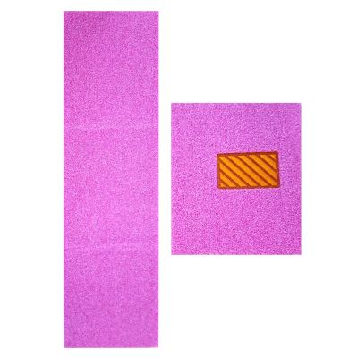 Neon Mat - Neon 3 Set (DIY Carmat - Nail Backing) - Pink
