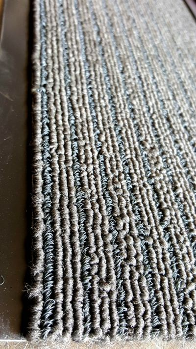 Entrance Mat - EH4000 (2 In 1 Carpet Matting) - Gray