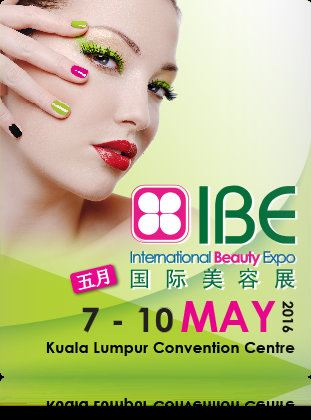 International Beauty Expo (IBE) May 2016 Year 2016 Past Listing