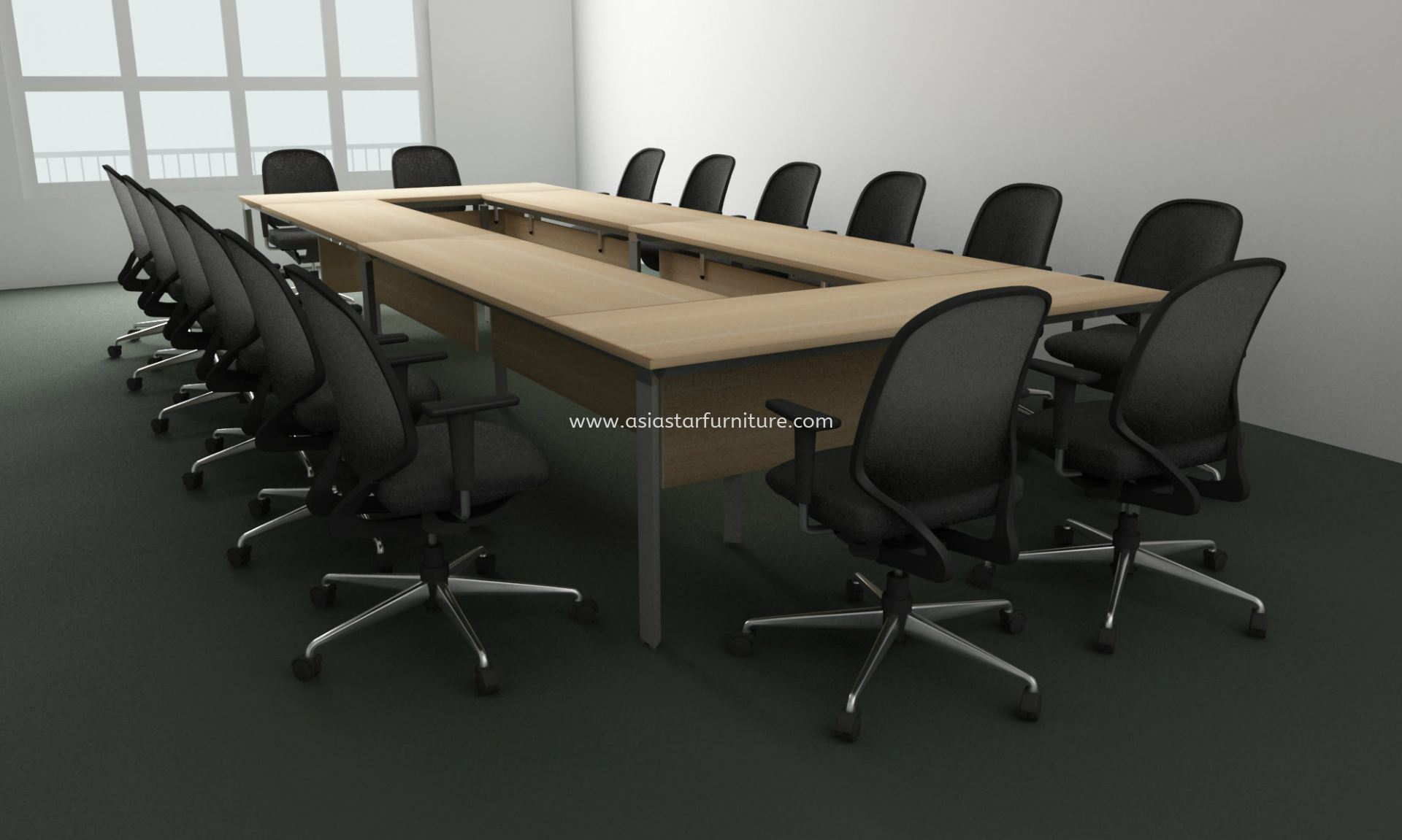 CUSTOMISED CONFERENCE TABLE 3