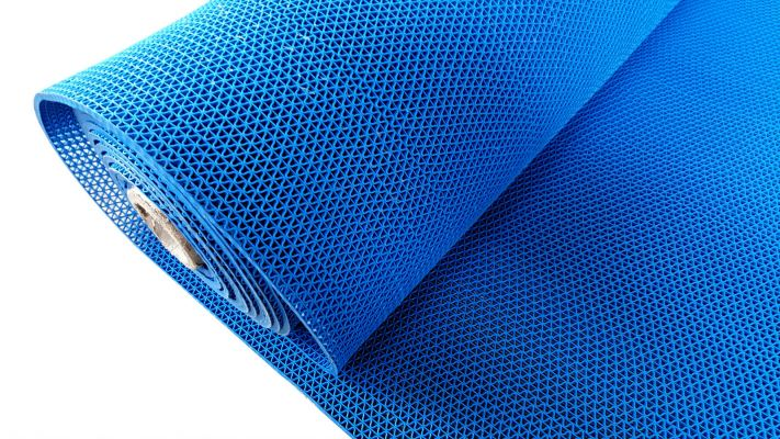 Anti-slip Mat - Anti-slip Wet Area - Blue
