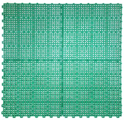 Anti-slip Mat - TM Toilet Mat - Green