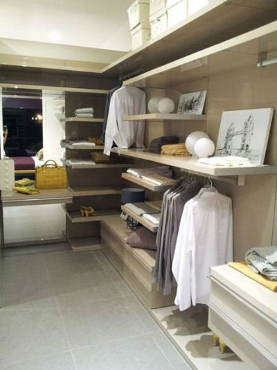 Changing Room Design 1