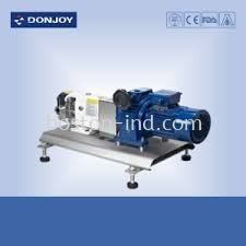 Mechanical Speed Variable Lobe Pump
