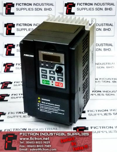 FR200-4T-0.7G/1.5PB-H FREECON Inverter Supply & Repair Malaysia Singapore Thailand Indonesia Philippines Vietnam Europe & USA