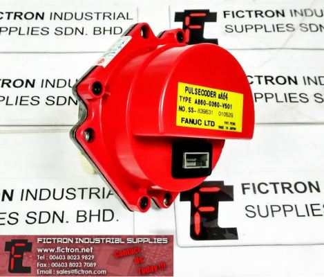 A860-0360-V501 FANUC PULSECODER Supply Malaysia Singapore Thailand Indonesia Philippines Vietnam Europe & USA