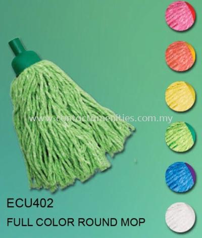 ECU402 - Full Color Round Mop