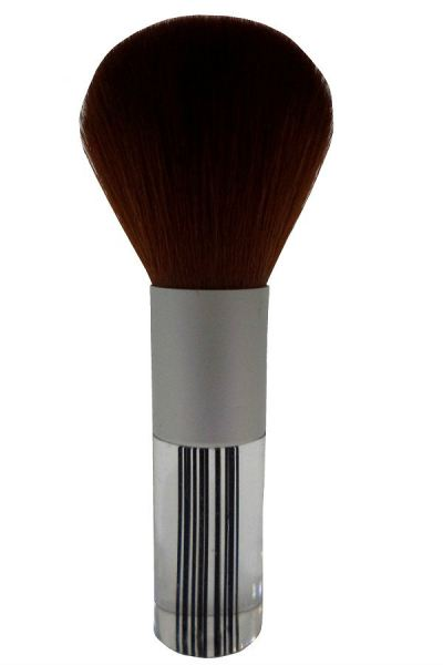 Professional Colourful Small Make-Up Brush (Black Brown)
