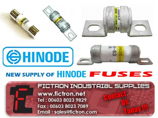 1000GH-100 100A HINODE Fuse Supply Malaysia Singapore Thailand Indonesia Philippines Vietnam Europe & USA
