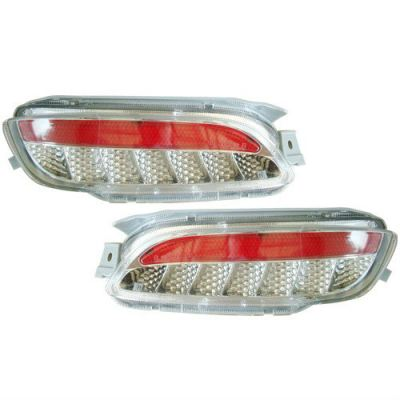 Toyota Harrier rear reflector light type A