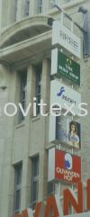 Outdoor signboard sample (click for more detail) Signboard / Lighting Signboard