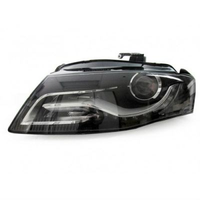 Audi A4 headlight with Led