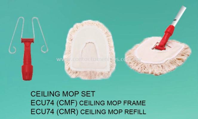 ECU74(CMF/CMR) - Ceiling Mop Set
