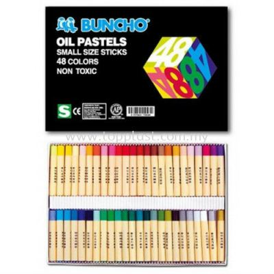 Buncho Oil Pastels 48Colors