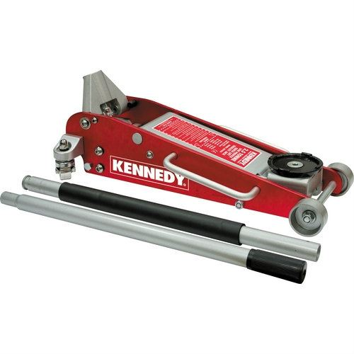 KEN5036540K - 2.5-TONNE LOW PROFILE QUICK LIFT L/W TROLLEY JACK Hand Tools Cromwell Tools