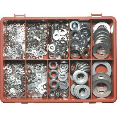 QFT6154620K A4 STAINLESS STEEL METRIC WASHER KIT