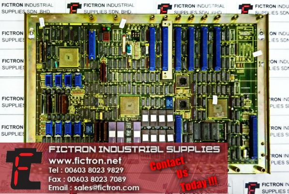 A16B-1010-004 FANUC Motherboard PCB Supply & Repair Malaysia Singapore Thailand Indonesia Philippines Vietnam Europe & USA