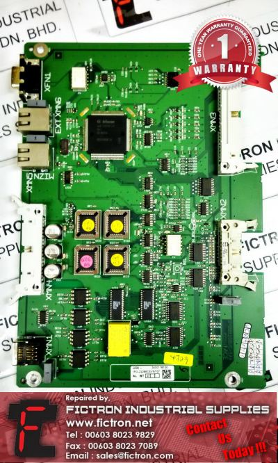 Repair Service Malaysia - 34001180XD-1AA GDEN MGE PC Board Singapore Indonesia Thailand Philippines