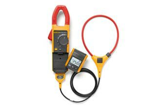 Fluke 381 Remote Display True-rms AC/DC Clamp Meter with iFlex Clamp Meters Fluke