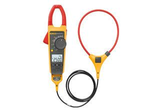 Fluke 376 True-rms AC/DC Clamp Meter with iFlex Clamp Meters Fluke