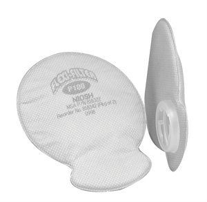MSA Flexi-filter N95, 818346, 2/Pack