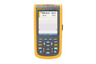 Fluke 120B Series Industrial ScopeMeter Hand-Held Oscilloscopes  Portable Oscilloscopes Fluke