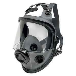 Honeywell 54000 Full Respirator Facepiece, Medium/Large