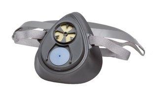 3M Single Cartridge Half Facepiece Respirators 3200